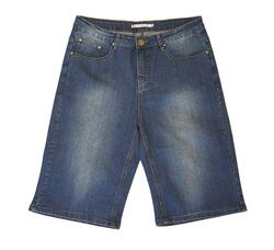 Klassiske denim shorts (Fit 42 - Regular fit) - Studio