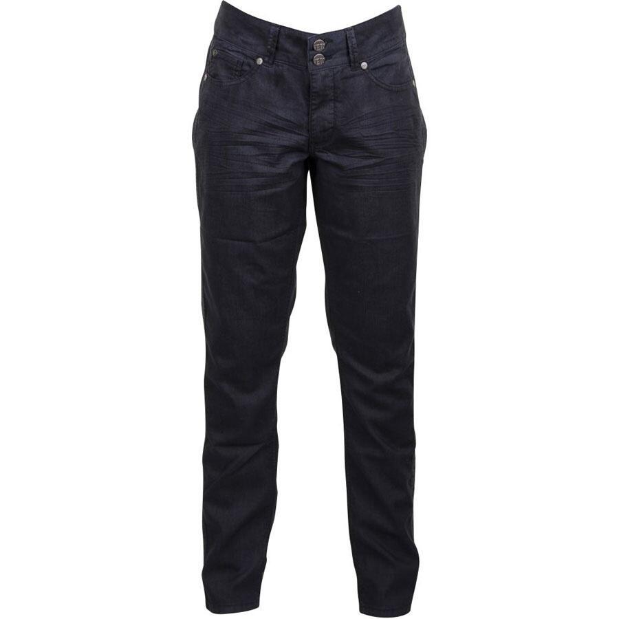 Grå denim jeans med regular fit Veto