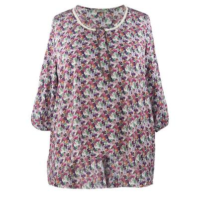 Gozzip bluse (Multi Colour)
