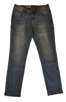 Veto blå Stretch jeans Regular fit