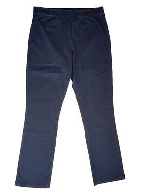 Modest boot cut jeans (Mørkeblå)